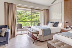 Luxury Junior Suite at Royalton Antigua