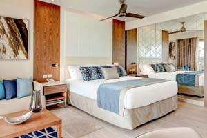 Diamond Club Luxury Junior Suite at Royalton Antigua